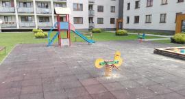 """Mini plac zabaw """"Sokołowska"""""""