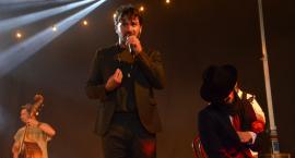 Stefano Terrazzino wystąpił w wolskim Amfiteatrze