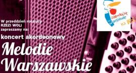 """Koncert akordeonowy – """"Melodie warszawskie"""""""