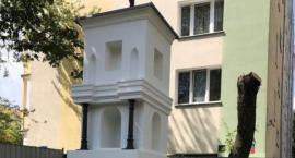 Kapliczka z Sokołowskiej na Syreny