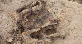 Podczas budowy metra wykopano szczątki czołgu? Interesujące znalezisko archeologiczne
