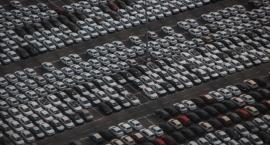 Nowoczesny parking na Woli
