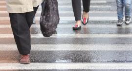 Kobieta potrącona na przejściu dla pieszych przy Powązkowskiej