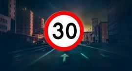 Jazda do 30 km na godzinę na Odolanach i zakaz nocnej jazdy ciężarówek