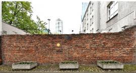 Mur getta przy Siennej 53 wpisany do rejestru zabytków