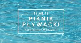 Letni Piknik Pływacki w Parku Wodnym Moczydło [ZAPROSZENIE]