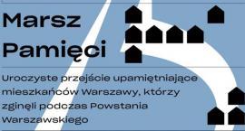 Marsz Pamięci w 75. rocznicę Powstania Warszawskiego