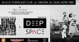 Koncert JUNK HUSTLER i DEEP SPACE Wstęp free!