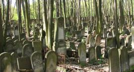 Zapraszamy na spacer po Cmentarzu Żydowskim