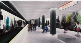 Miasto wybrało projektantów kolejnych stacji II linii metra [wizualizacje]