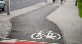 Drogowcy zapowiadają budowę nowej ścieżki rowerowej