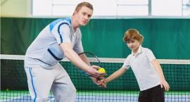 Rozbudzamy sportowe pasje. Ruszył nabór do szkółek tenisowych.