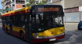 Nowy przystanek autobusowy na ulicy Grzybowskiej