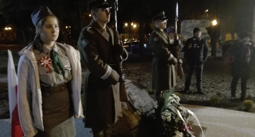Historia, Dzień Niepodległości Iłowie - zdjęcie, fotografia