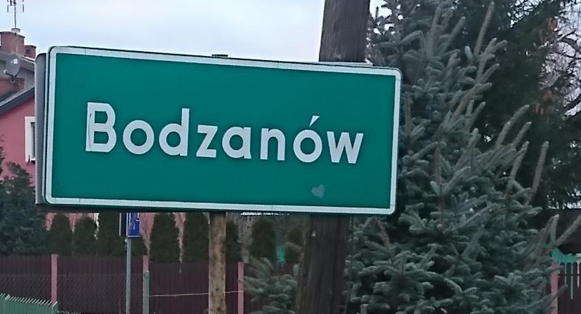 Ciekawostki, Bodzanów - zdjęcie, fotografia