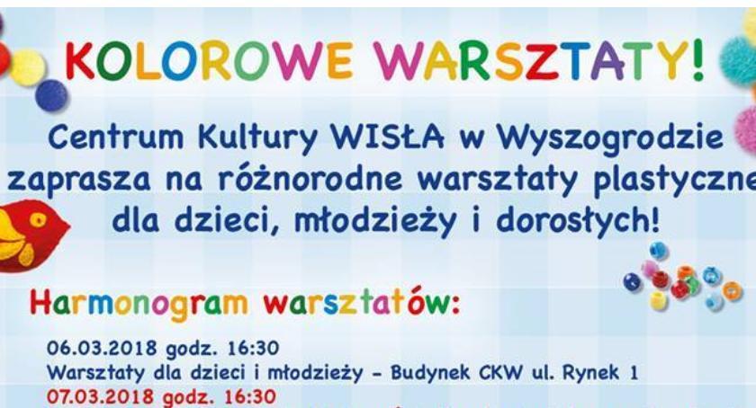 Oświata, Centrum Kultury Wisła Warsztaty Młodzieży - zdjęcie, fotografia
