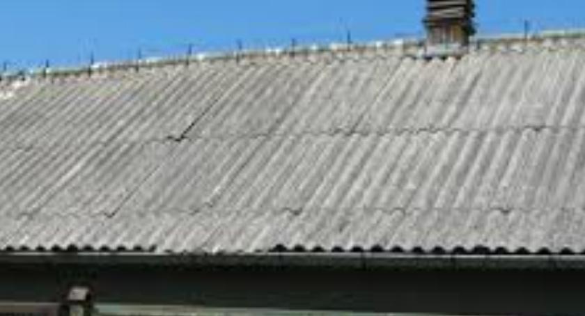 Samorząd, Dofinansowanie usunięcia materiałów zawierających azbest - zdjęcie, fotografia
