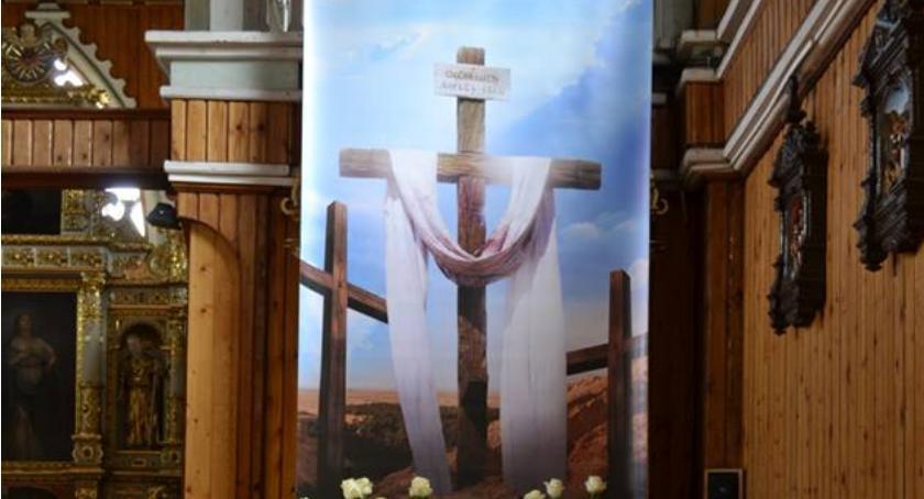 Religia, DOMINI GROBY PAŃSKIE KOŚCIOŁACH NASZYCH PARAFII Czerwińsk) - zdjęcie, fotografia