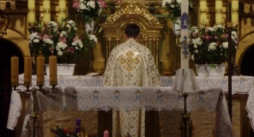 Religia, każdą sobotę Czerwińsku Wisłą odprawiać będzie Liturgia Złotoustego - zdjęcie, fotografia
