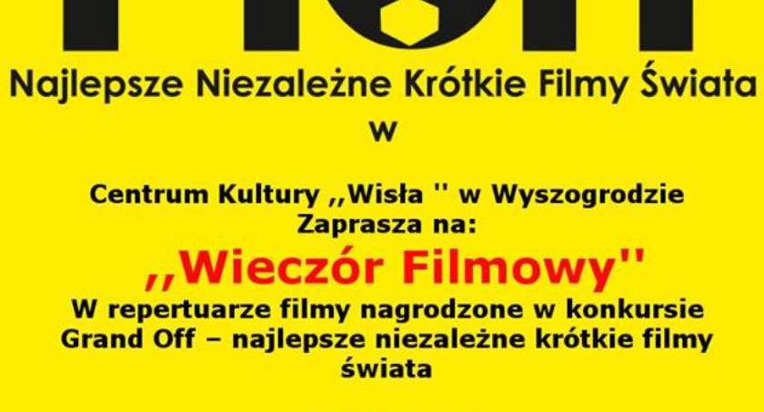 Kultura, Festiwal GRAND Najlepsze Niezależne Filmy Świata - zdjęcie, fotografia