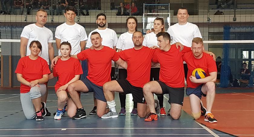 Sport, Turniej Piłki Siatkowej okazji lecia Odzyskania Niepodległości