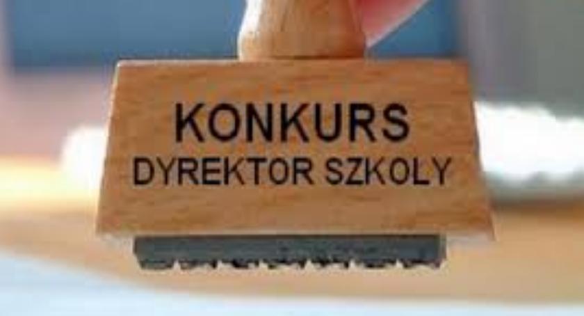 Oświata, Konkurs stanowisko Dyrektora Szkoły Podstawowej Rębowie - zdjęcie, fotografia