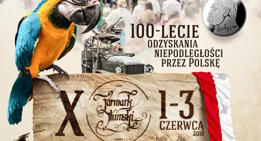 Koncerty, Jarmark Tumski czerwca ulicach Starego Miasta Płocku - zdjęcie, fotografia