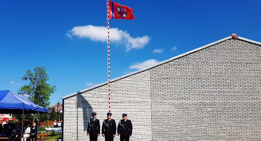 Samorząd, lecia Blichowo Gminne Obchody Święta Floriana - zdjęcie, fotografia