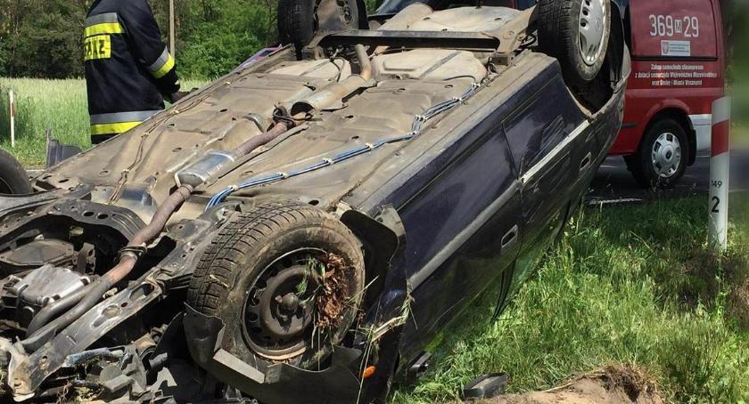 Wypadki, wypadek - zdjęcie, fotografia
