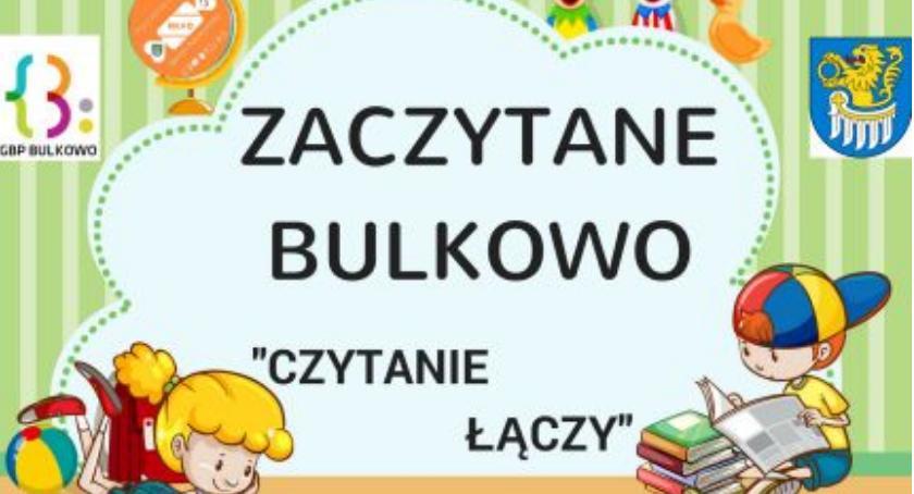 Oświata, Zaczytane Bulkowo - zdjęcie, fotografia