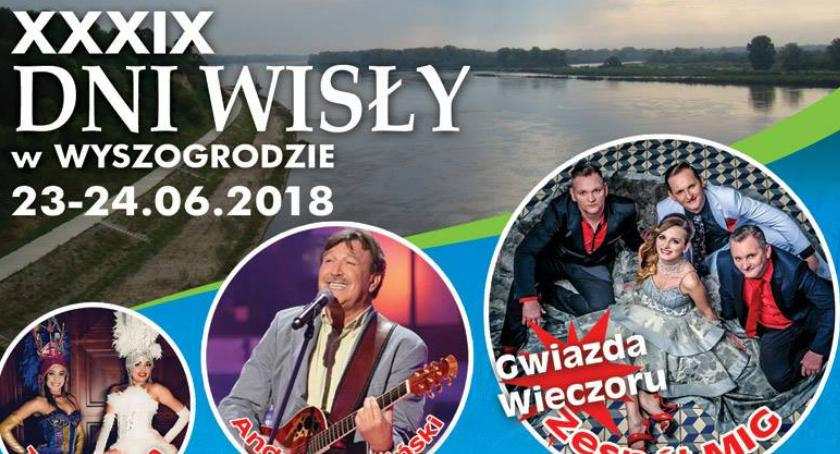 Koncerty, XXXIX Wisły Wyszogród - zdjęcie, fotografia