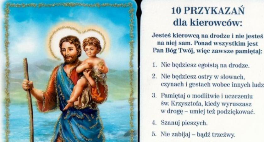 Religia, Poświęcenie pojazdów Sanktuarium Maryjnym Czerwińsku Wisłą - zdjęcie, fotografia