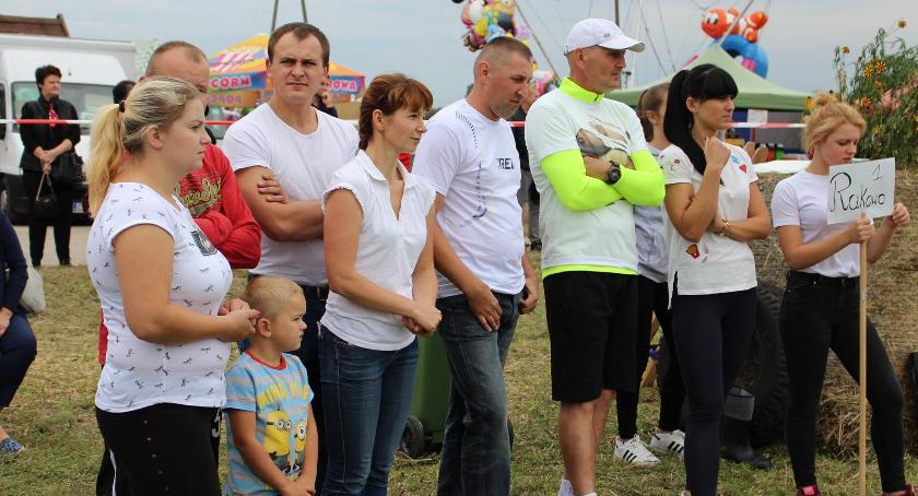 Sport, Turniej sołectw Sierpem Młotem - zdjęcie, fotografia