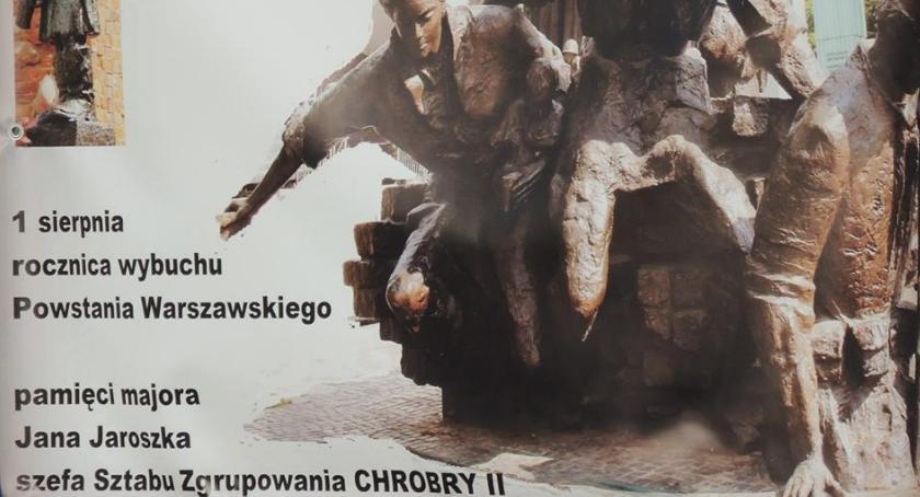 Historia, Rocznica Wybuchu Powstania Warszawskiego - zdjęcie, fotografia