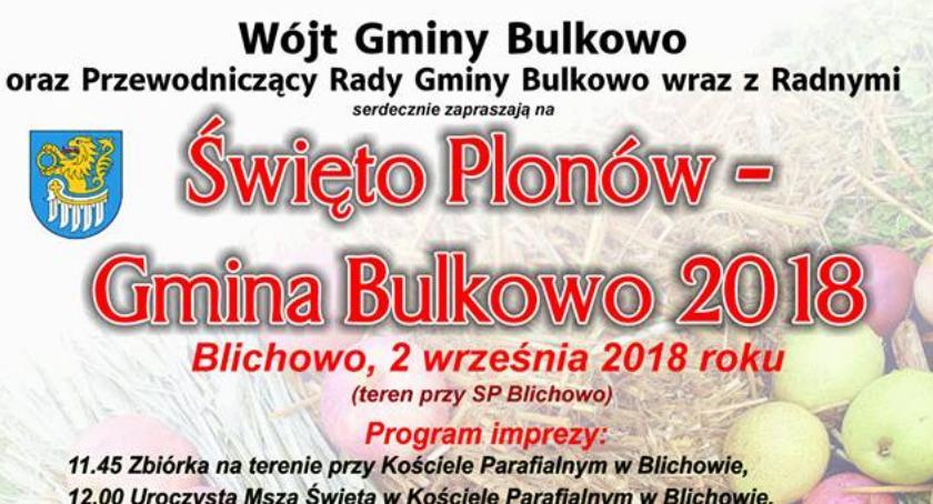 Koncerty, Święto Plonów Gmina Bulkowo - zdjęcie, fotografia