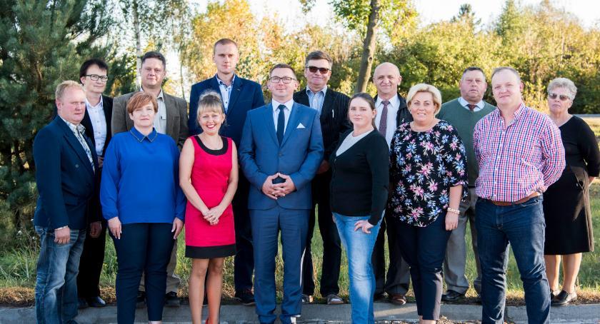 Samorząd, Wykorzystam szanse naszego regionu Mariusz Ciećwierz - zdjęcie, fotografia