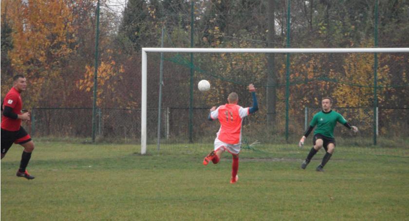 Sport, Stegny Wyszogród Błyskawica Lucień - zdjęcie, fotografia