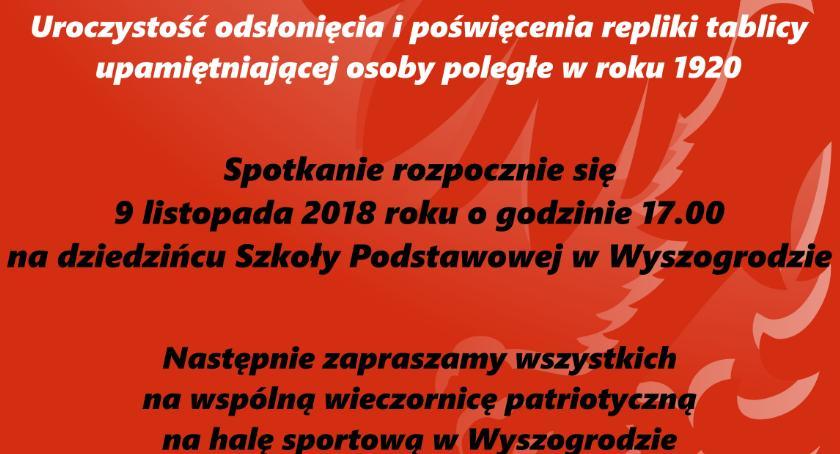 Historia, Wieczornica Wyszogród - zdjęcie, fotografia