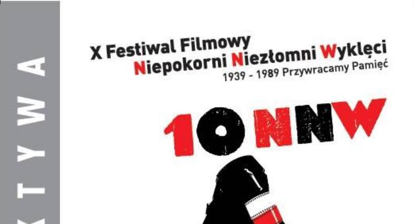 Kultura, Festiwal Filmowy Niepokorni Niezłomni Wyklęci - zdjęcie, fotografia