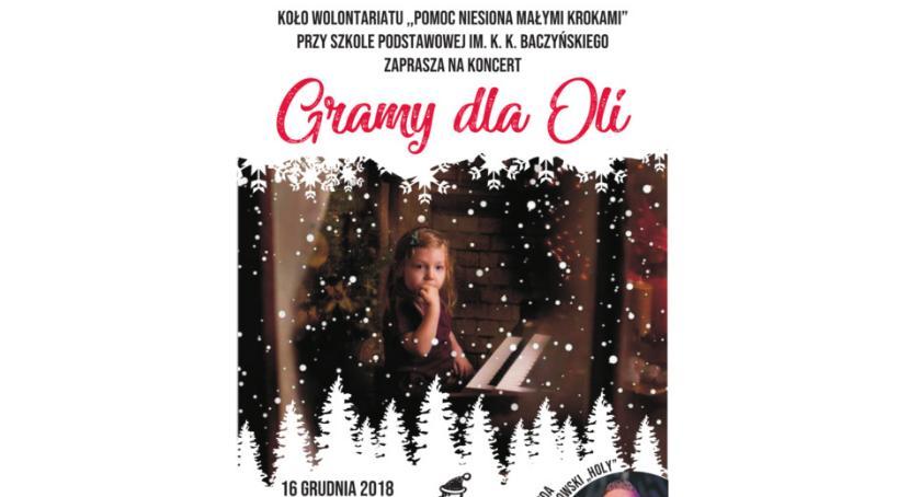 Koncerty, Gramy grudnia Wyszogród - zdjęcie, fotografia
