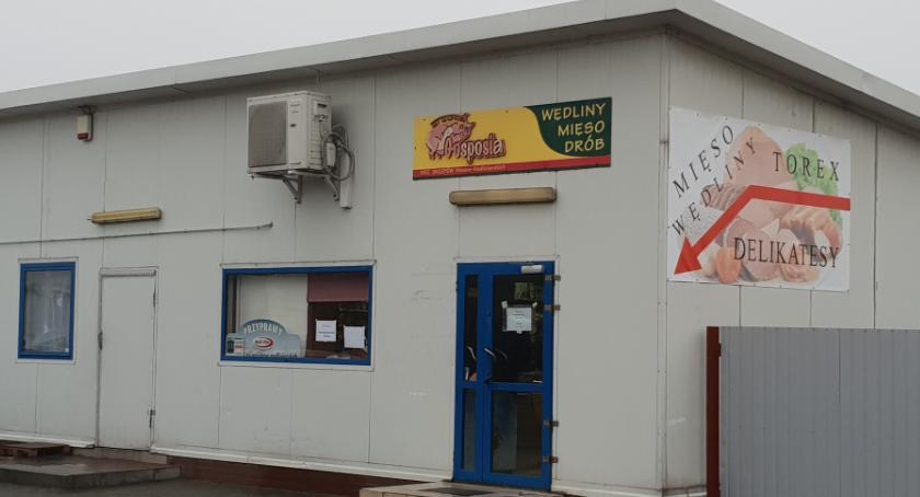 Gospodarka, Szwajcarskiego Chleb Nowości sklepie Torex Czerwińsku - zdjęcie, fotografia