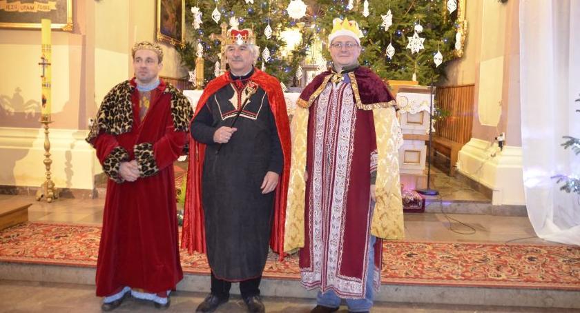 Religia, Orszak Trzech Króli Wyszogrodzie - zdjęcie, fotografia