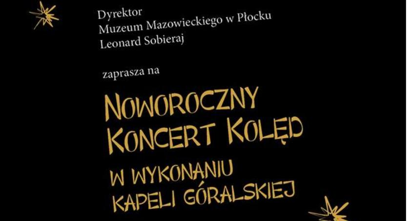 Koncerty, Noworoczny Koncert Kolęd 2019r Szkutnia - zdjęcie, fotografia