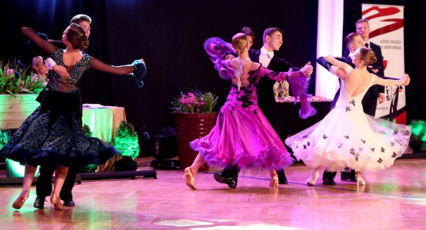 Sport, Ogólnopolski Turniej Tańca Sportowego Puchar Wójta Gminy Czerwińsk Wisłą - zdjęcie, fotografia
