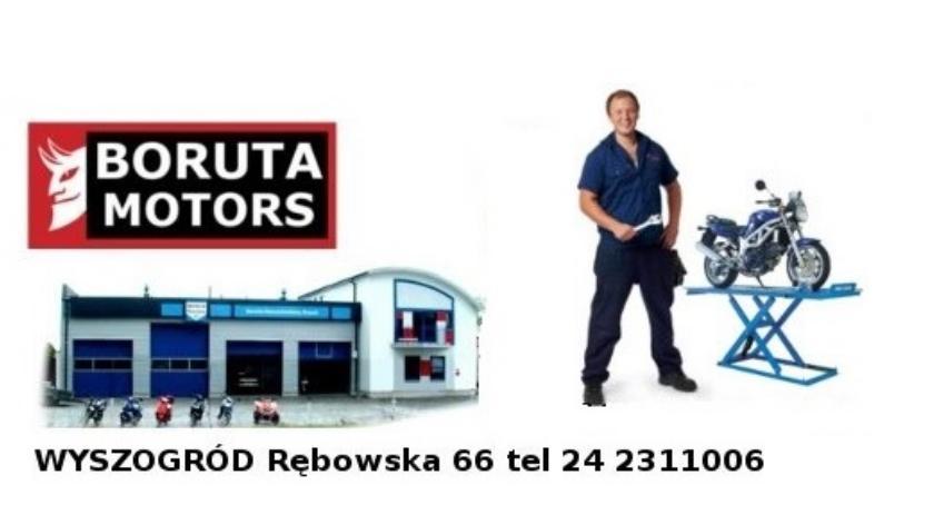 Gospodarka, Praca Mechanika Warsztat Wyszogród - zdjęcie, fotografia