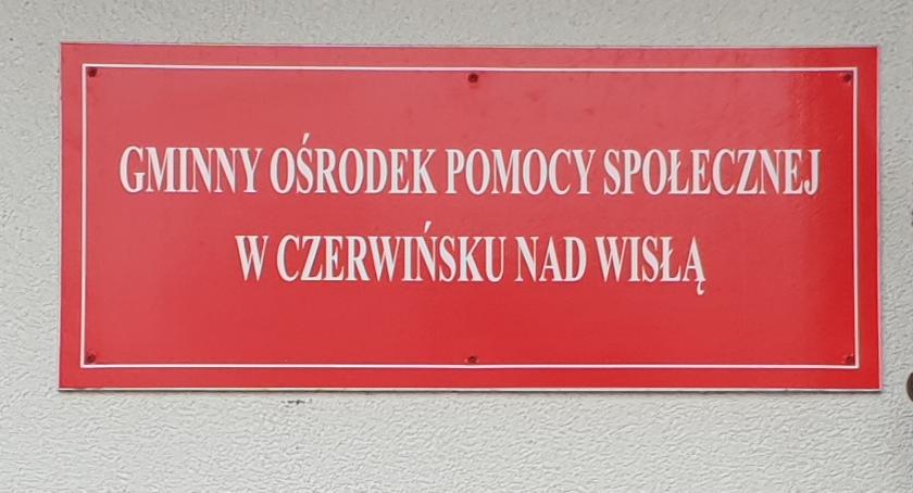 Samorząd, właściwie Czerwińsku było - zdjęcie, fotografia