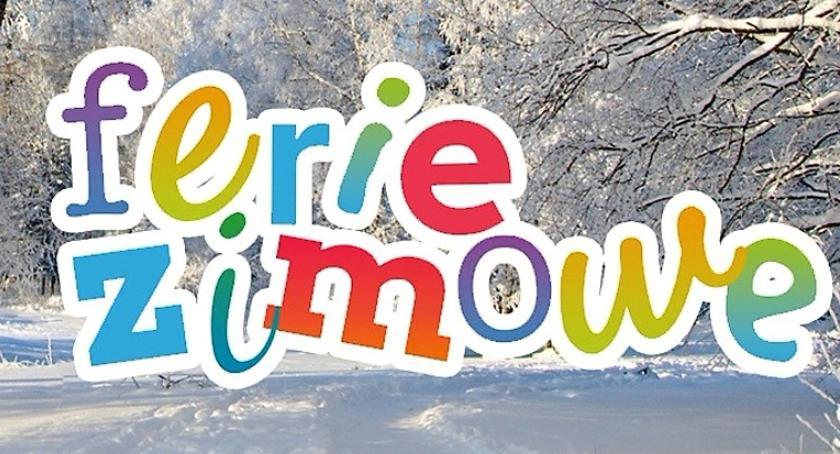 Atrakcje, Ferie zimowe Rębowskim Kultury - zdjęcie, fotografia