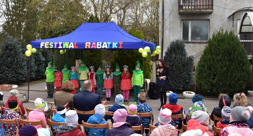 Oświata, Festiwal Rabatki Bulkowie - zdjęcie, fotografia