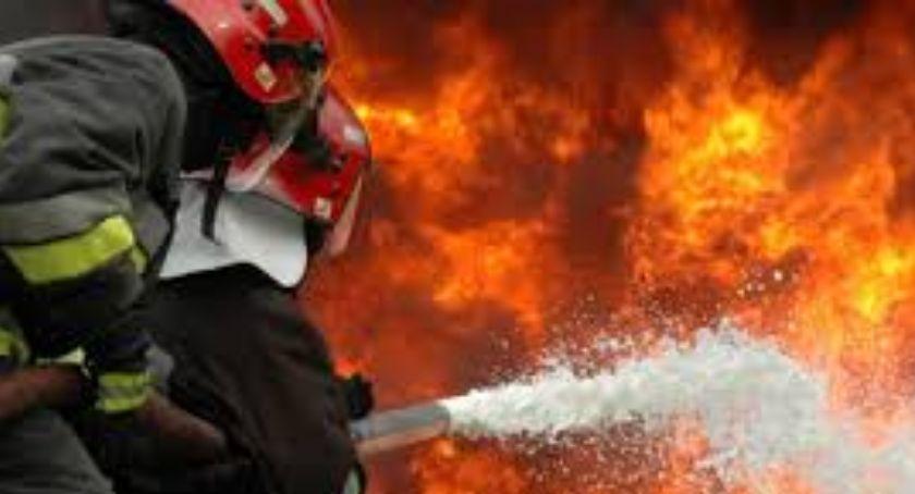 Pożary, Ognia sercach nieba Międzynarodowy Dzień Strażaka - zdjęcie, fotografia