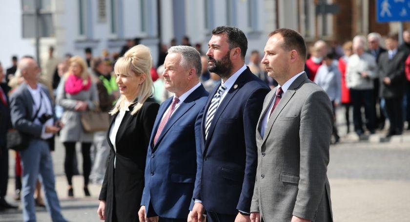 Samorząd, Rocznica Uchwalenia Konstytucji Płock - zdjęcie, fotografia